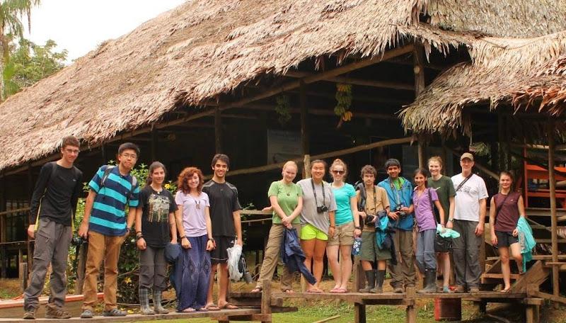 Spring Break 2014:  Wet and Wild in the Amazon