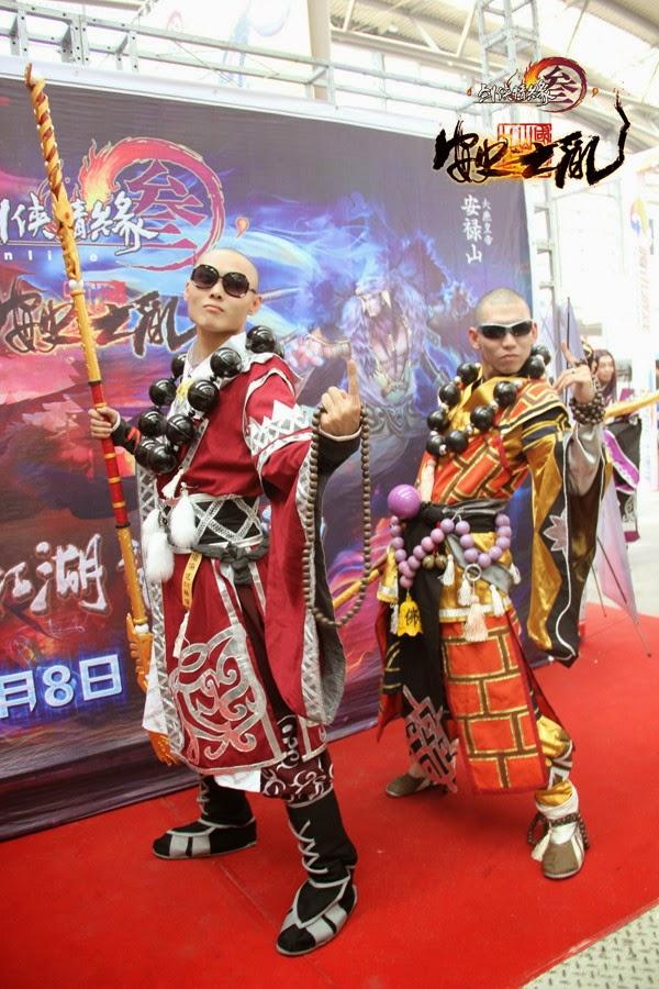 Ngắm bộ ảnh cosplay cực đẹp của Võ Lâm Truyền Kỳ 3 - Ảnh 12