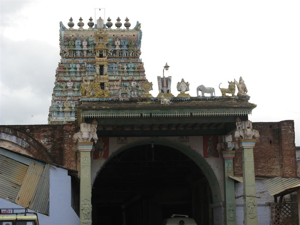 Sri Thothadrinatha Perumal Temple (Nanguneri) Tirunelveli - Divya Desam 66