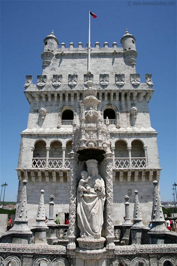 Белемская Башня Лиссабон фото