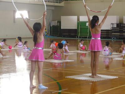 新 体操 教室