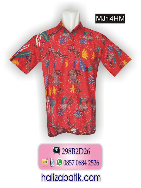 baju batik grosir, motif batik modern, model baju batik kerja