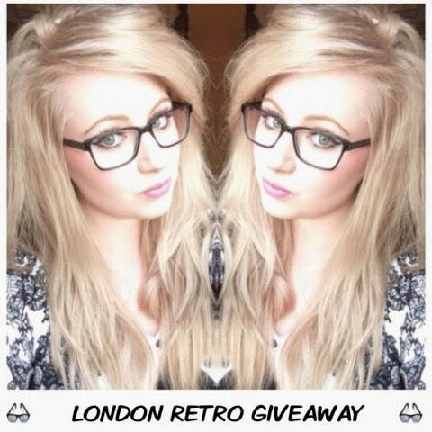 Sammi Jackson - London Retro Giveaway