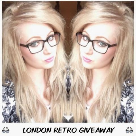 Sammi Jackson - London Retro Giveaway