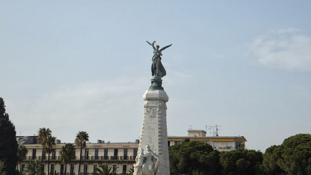 Promenade des Anglais, Paseo de los Ingleses, Niza, Costa Azul, Francia, Elisa N, Blog de Viajes, Lifestyle, Travel