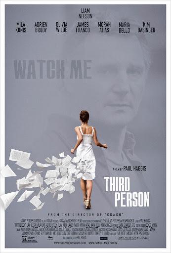 Το Τρίτο Πρόσωπο (Third Person) Poster