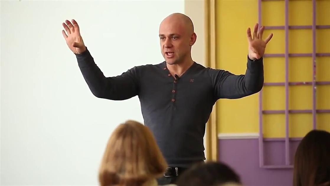 семинар Алекса Мэя