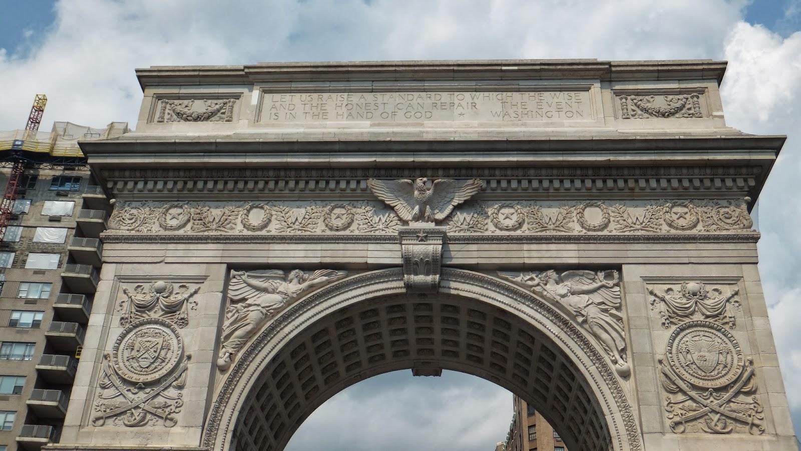 Washington Square Park, Manhattan, New York