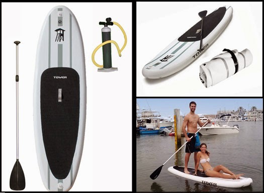 Tower Adventurer 9 ft 10 inch Inflatable SUP review