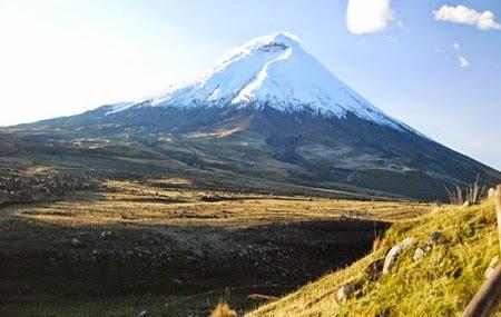 Daftar 10 Gunung Merapi Tertinggi di Dunia