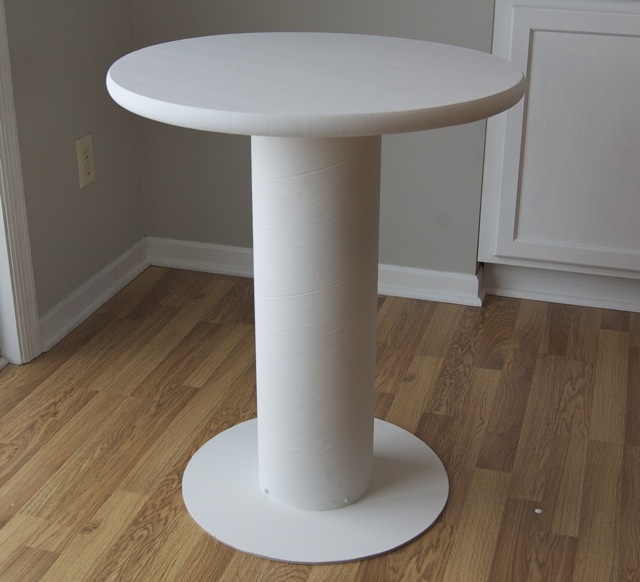 Mdf Cheap Price Coffee Table White High Gloss Center Table: My DIY Bedside Table