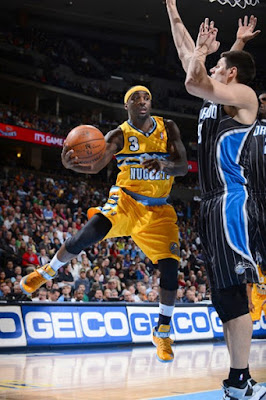wearing brons nba soldier6 ty lawson 01 Wearing Brons: Ty Lawson Debuts Soldier VI Denver Nuggets PE