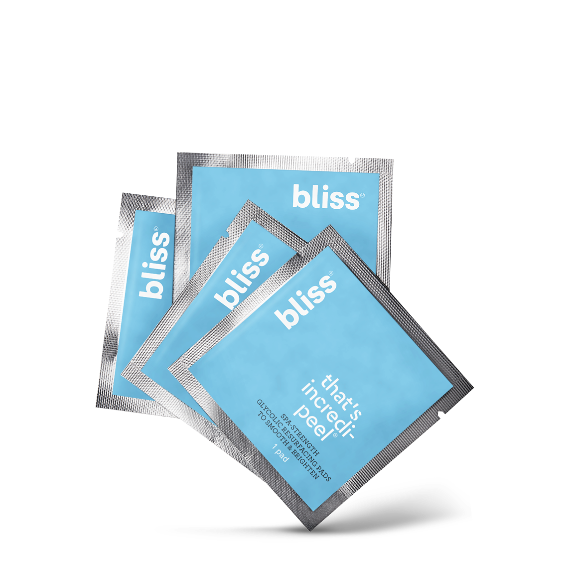 Miếng pad Bliss That's Incredi-Peel Glycolic Resurfacing Pads