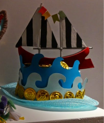 Pirate Easter Hat - Hobbycraft