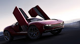 GENEVA 2013 - ItalDesign Giugiaro Parcour Concept revealed