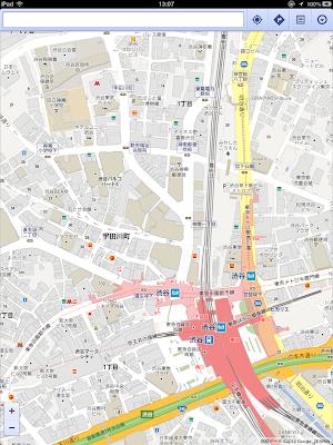 iPad mini 05 GoogleMaps 01