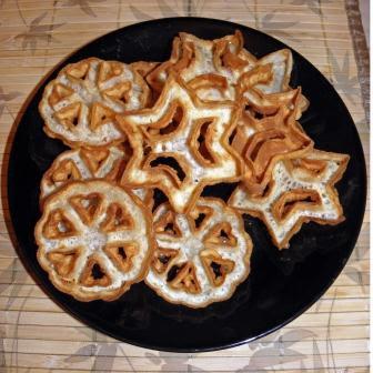 rozetki ciasteczka