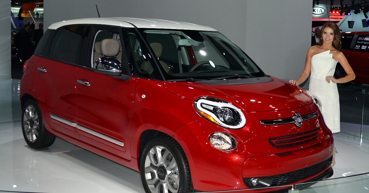 2014 Fiat 500L Parts and Accessories