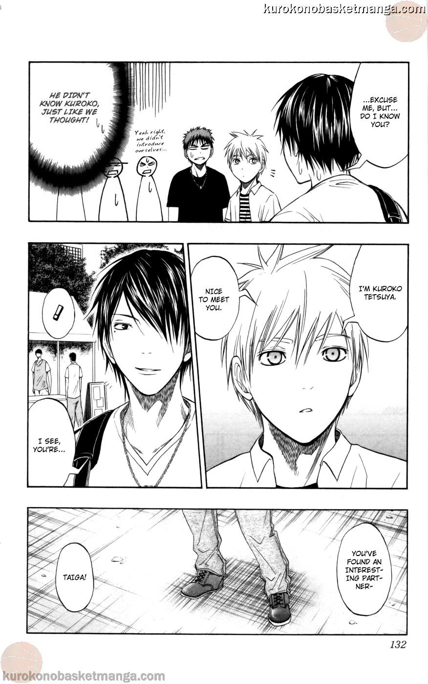 Kuroko no Basket Manga Chapter 77 - Image 06