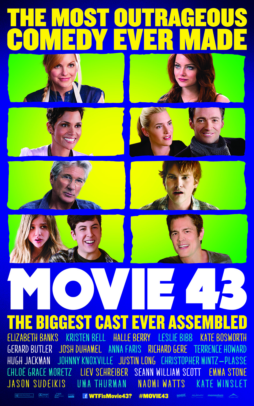 Phim Phim 43 - Movie 43