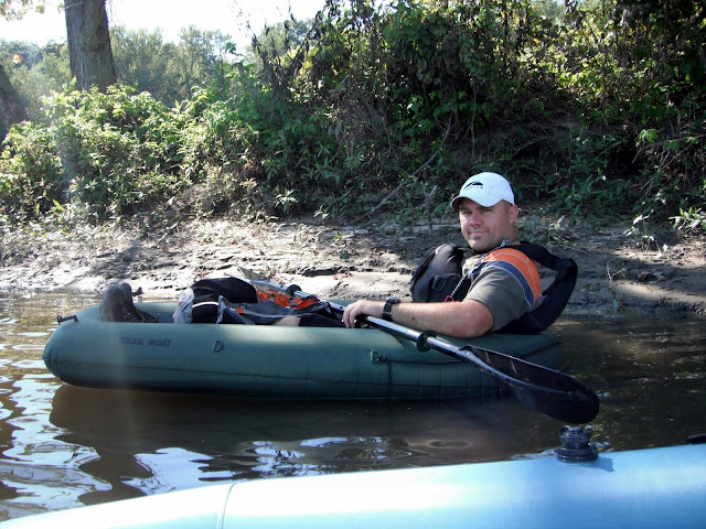 Pack-rafts for Adventure Racing