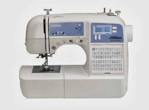 Sewing machine brother 100-stitch computerized limited edition | ebay.