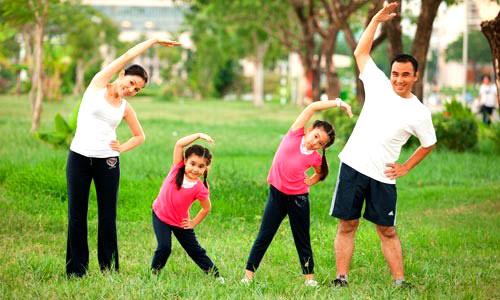 Tăng cường sức khỏe gia đình