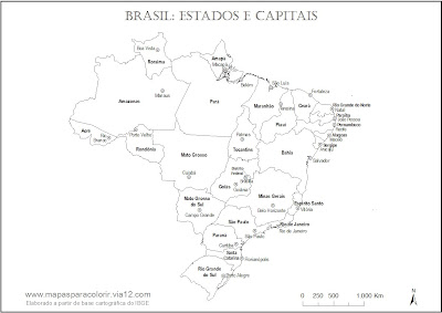 Edna Ribeiro  Um Olhar para o Horizonte Mapas  Mndi Amrica