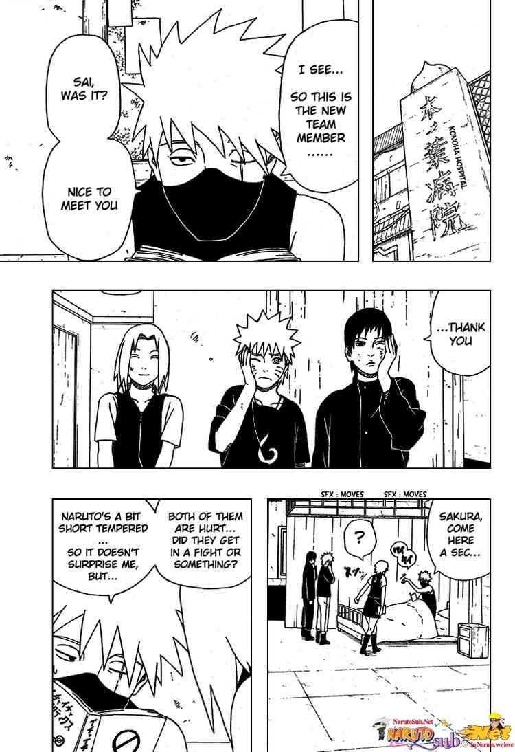 tz 13, Naruto chapter 311    NarutoSub