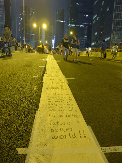 L1030320 The Umbrella Revolution в Гонконге - профилактический ремонт