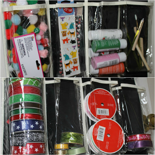 Craft Storage Ideas: Neatly Organized Craft Supplies with Stock-It-Pockets