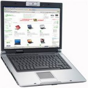 Долго грузится ноутбук ASUS F5RLseries с Windows Vista на борту...
