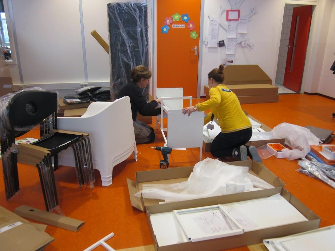 Ikea inrichten