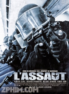 Cuộc Tấn Công - L'Assaut (2010) Poster