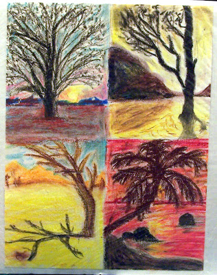 The Trees PHS Visual Arts