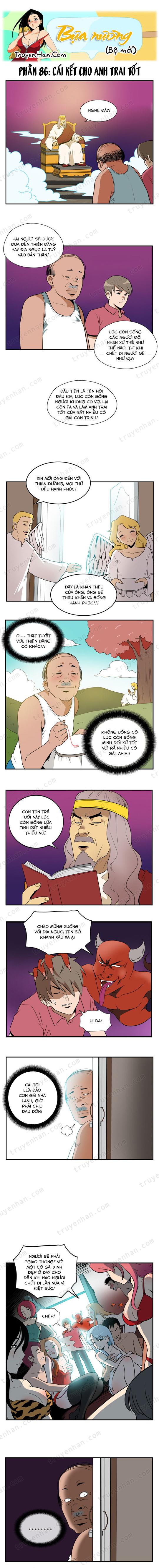 Bựa nương (bộ mới) phần 86: Cái kết cho anh trai tốt