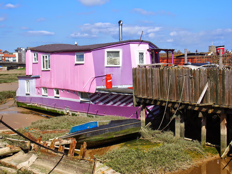 shoreham house boats 7
