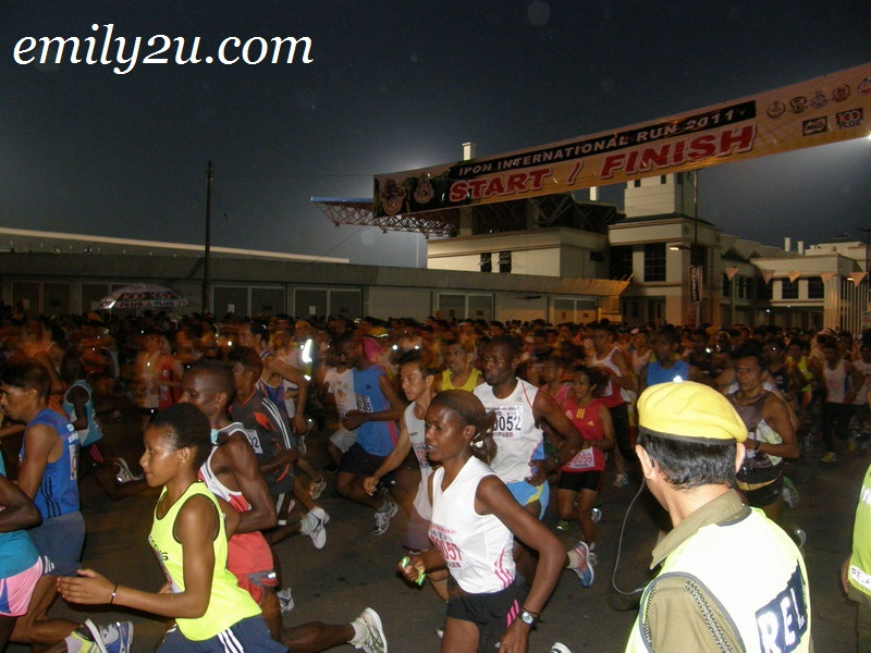 Ipoh International Run 2011