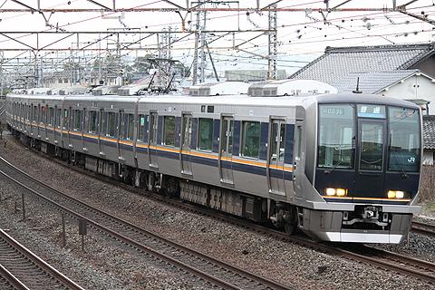 JR西日本 321系通勤型電車