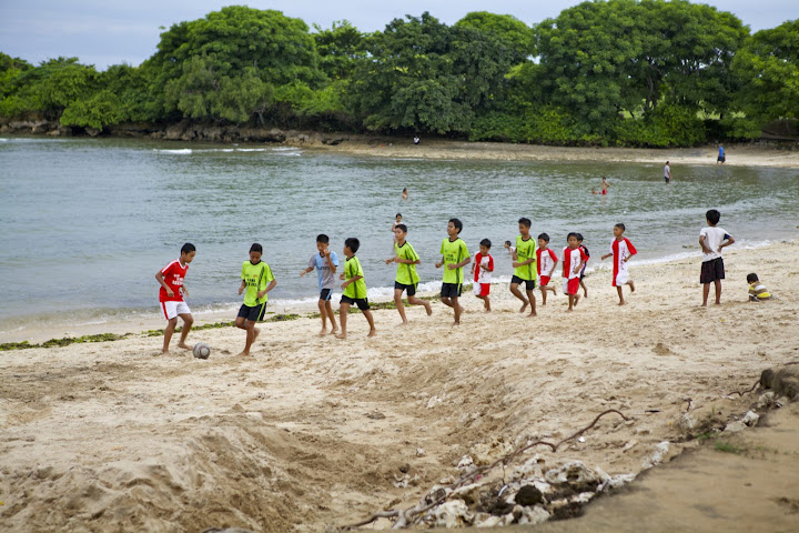Тренинг на плажи