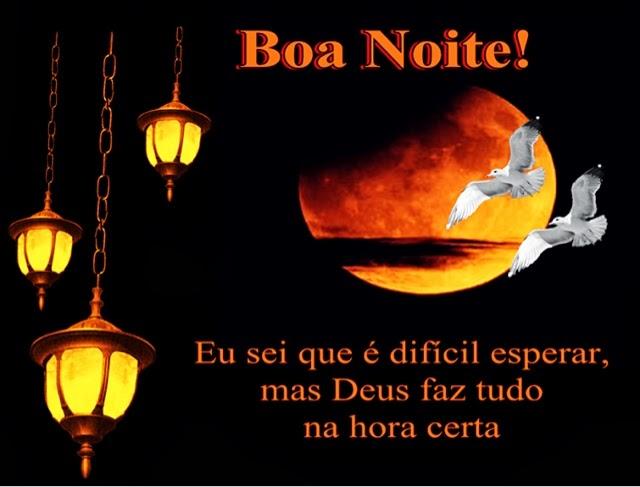 Imagens De Boa Noite Grupo: Cantinho Das Ideias