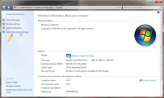 อยากทราบวิธีการแก้ปัญหาตอนเราขยับหน้าต่างProgramครับ [ตอบแล้ว] Windowsdarg03