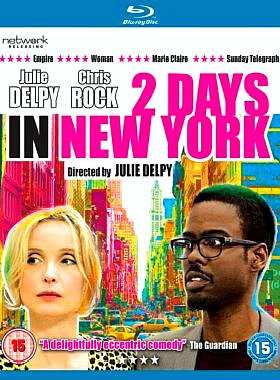 Filme Poster 2 Dias em Nova York BRRip XviD & RMVB Legendado