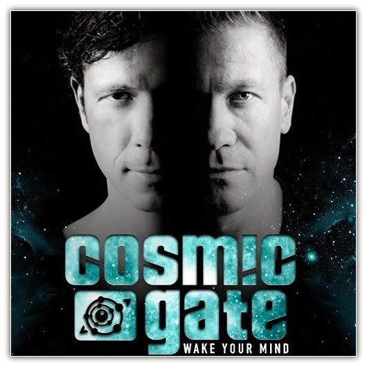Cosmic Gate - Wake Your Mind 155 (2017-03-24)