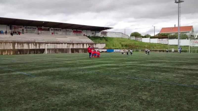 Instante partido biberóns Numancia - As Pontes (Prados Vellos 25/04/2014)