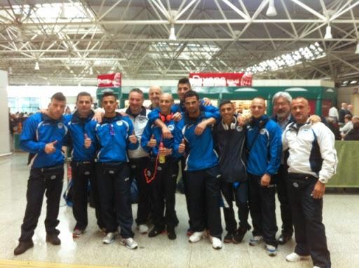 FPI - EUBC European Boxing Championships Minsk 2013: E' partita l'avventura Azzurra