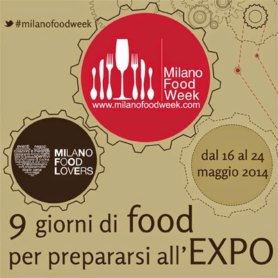 milano food week 2014 : prove generali per expo 2015