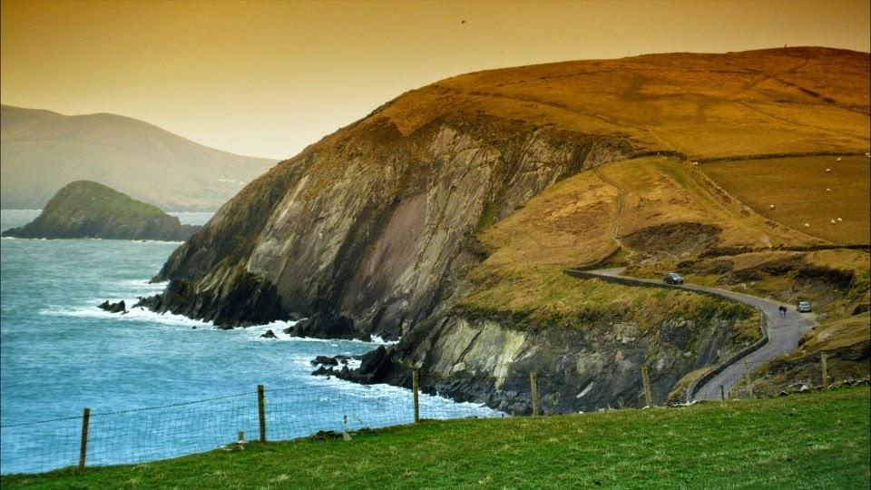 Driving Ireland's Wild Atlantic Way