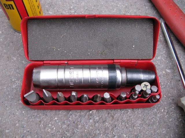 Alcasa bricos elogio al destornillador de impacto - Destornillador de impacto ...
