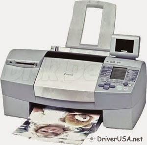 download Canon S820D Inkjet printer's driver